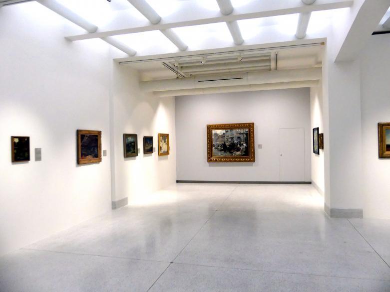 Prag, Nationalgalerie im Messepalast, Das lange Jahrhundert, Saal 10, Bild 1/2
