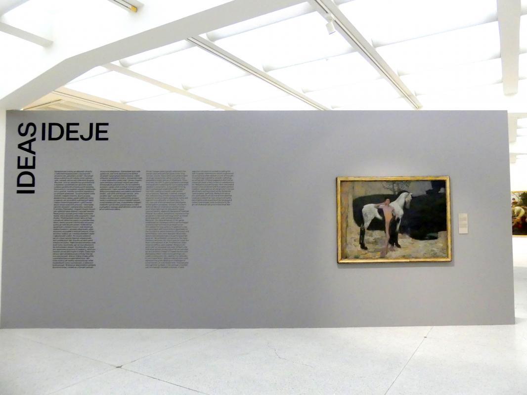 Prag, Nationalgalerie im Messepalast, Das lange Jahrhundert, Saal 23, Bild 1/3