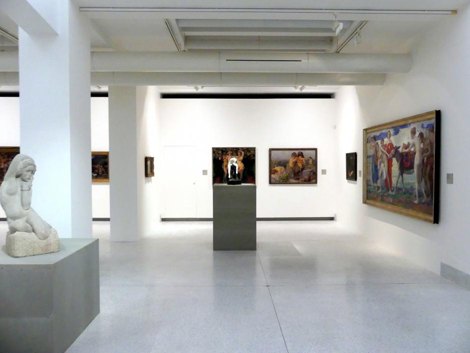 Prag, Nationalgalerie im Messepalast, Das lange Jahrhundert, Saal 28