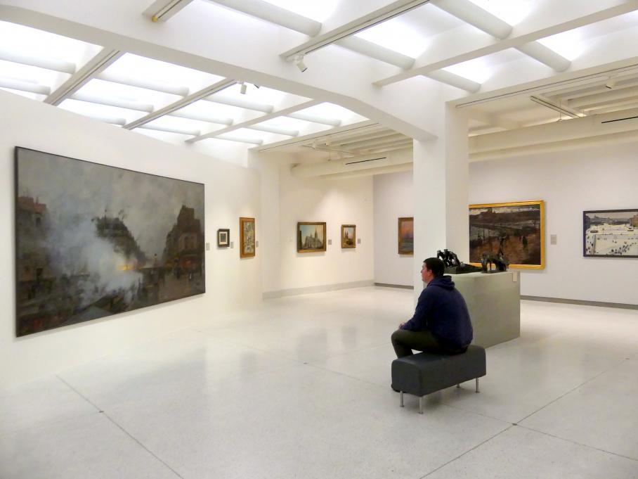 Prag, Nationalgalerie im Messepalast, Das lange Jahrhundert, Saal 9