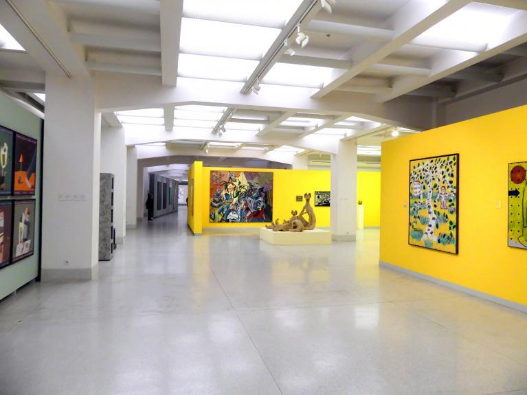 Prag, Nationalgalerie im Messepalast, Moderne Kunst, Bild 2/9