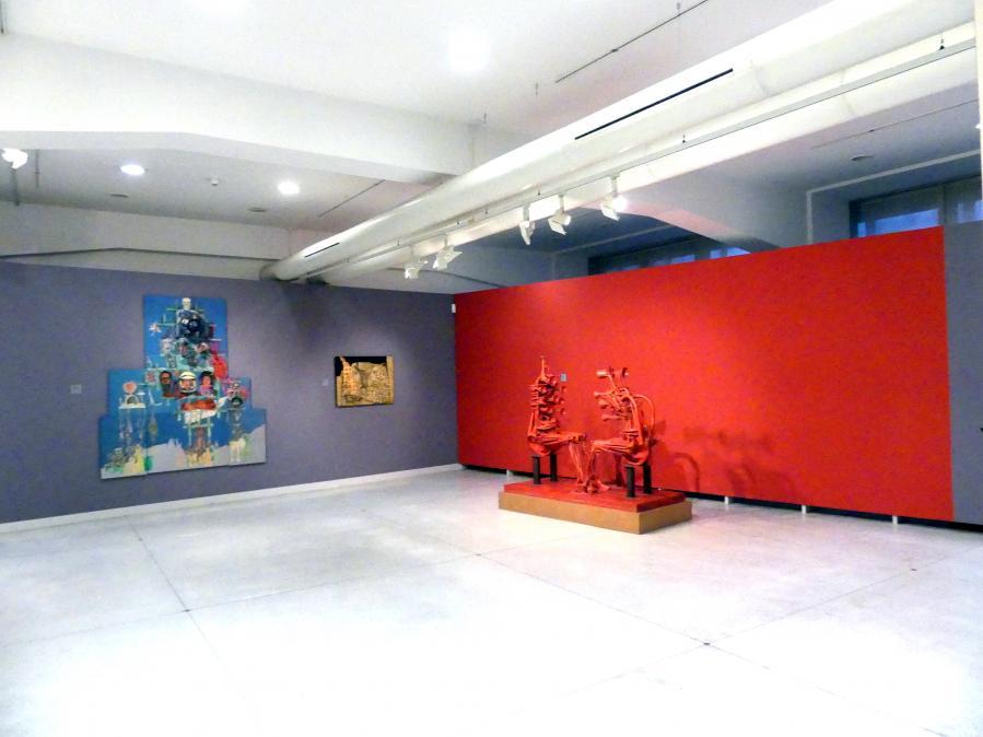 Prag, Nationalgalerie im Messepalast, Moderne Kunst, Bild 5/9