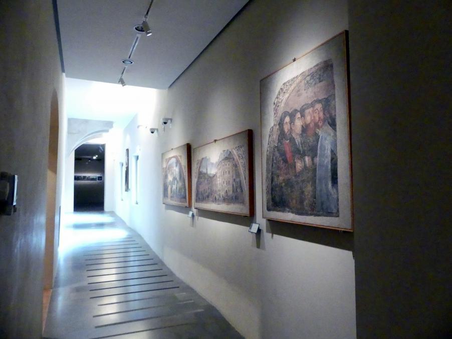 Perugia, Nationalgalerie von Umbrien (Galleria nazionale dell'Umbria), 32: Domenico di Paride Alfani, Vincenzo Danti, Bild 1/2