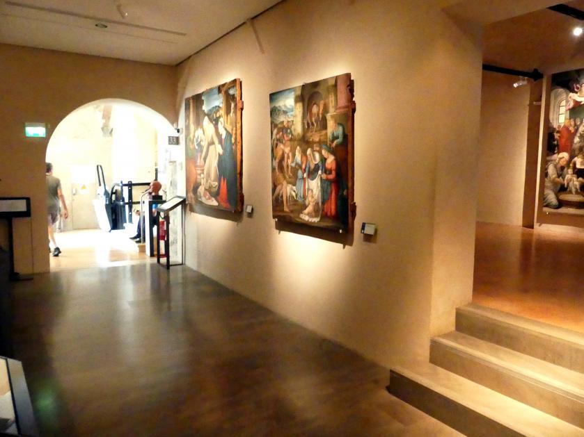 Perugia, Nationalgalerie von Umbrien (Galleria nazionale dell'Umbria), 33: Collezione Martinelli, Bild 1/4
