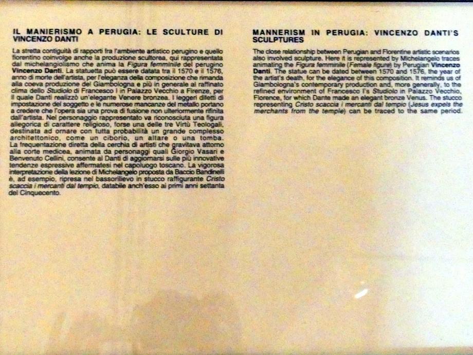 Perugia, Nationalgalerie von Umbrien (Galleria nazionale dell'Umbria), 33: Collezione Martinelli, Bild 2/4