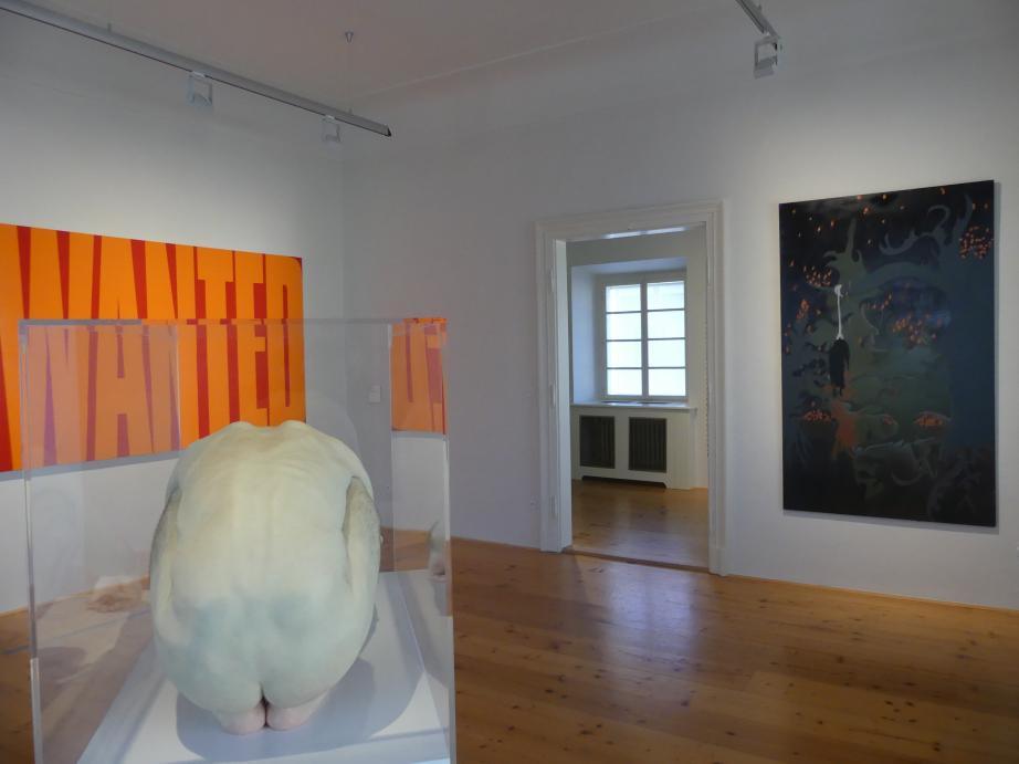 """Prag, Nationalgalerie im Salm-Palast, Ausstellung """"Möglichkeiten des Dialogs"""" vom 2.12.2018-1.12.2019, Saal 17"""