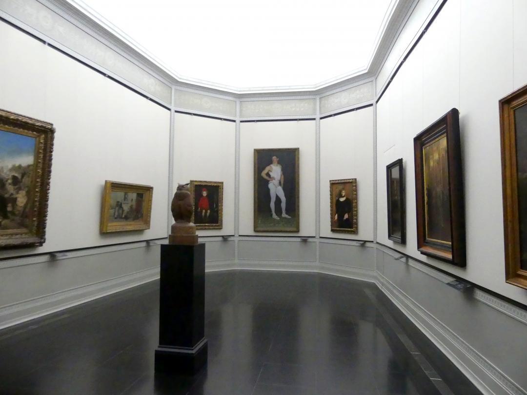 Berlin, Alte Nationalgalerie, Saal 114, Kunst der Gründerzeit