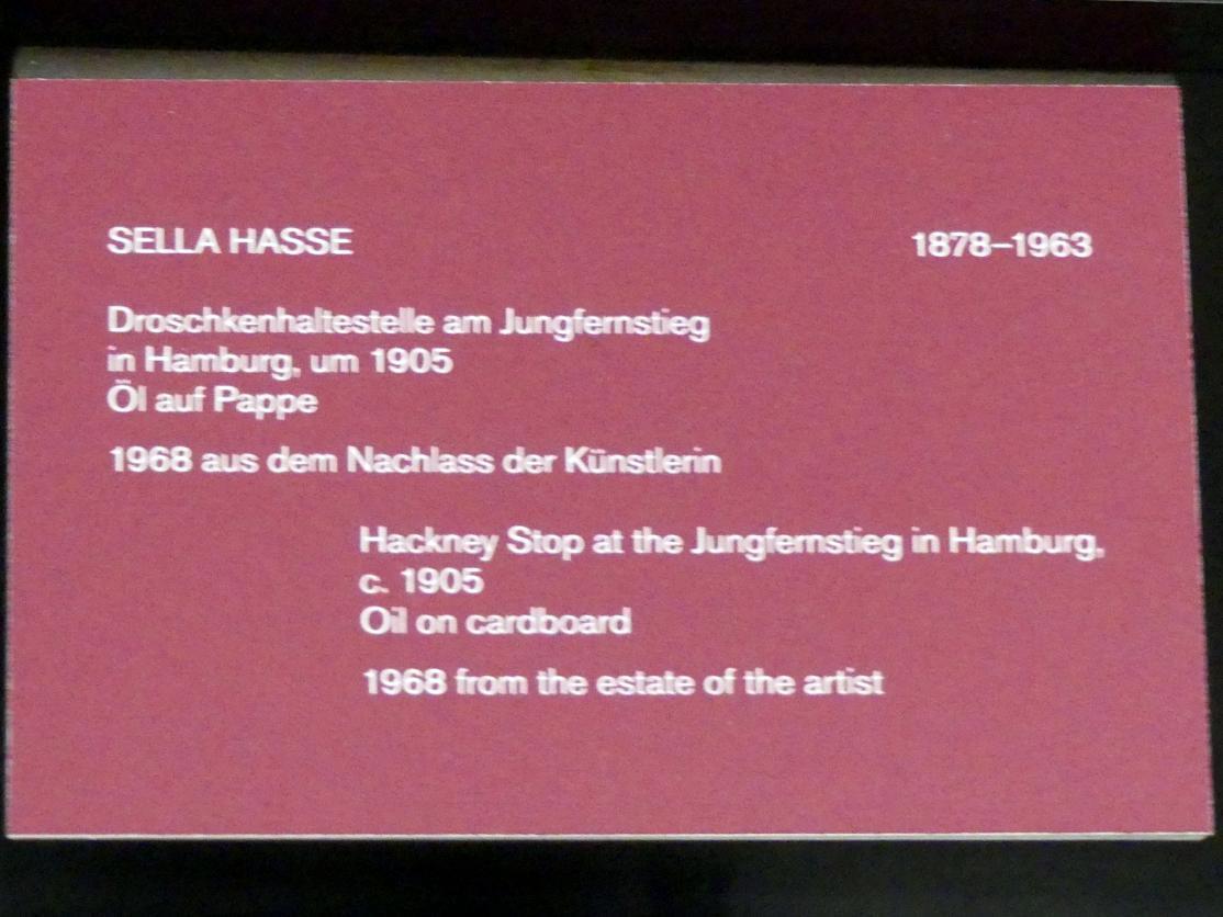 Berlin, Alte Nationalgalerie, Saal 305, Künstlerinnen der Nationalgalerie vor 1919, Bild 2/4