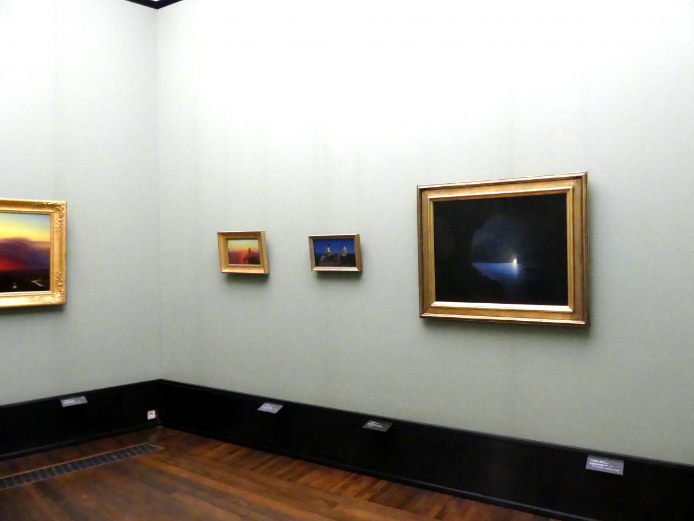Berlin, Alte Nationalgalerie, Saal 312, Romantik, Biedermeier, Düsseldorfer Schule, Bild 1/3