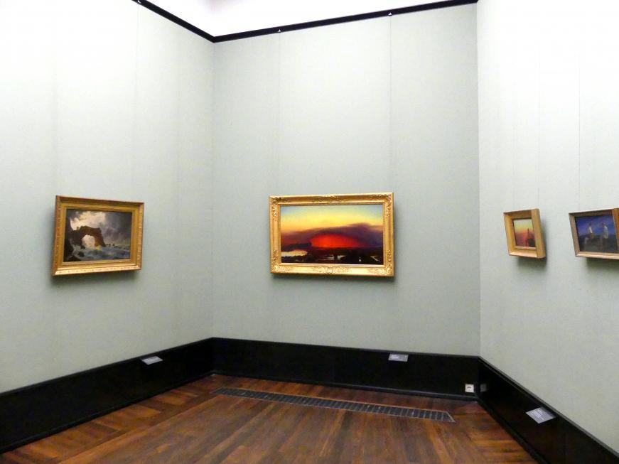 Berlin, Alte Nationalgalerie, Saal 312, Romantik, Biedermeier, Düsseldorfer Schule, Bild 2/3