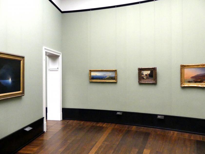 Berlin, Alte Nationalgalerie, Saal 312, Romantik, Biedermeier, Düsseldorfer Schule, Bild 3/3