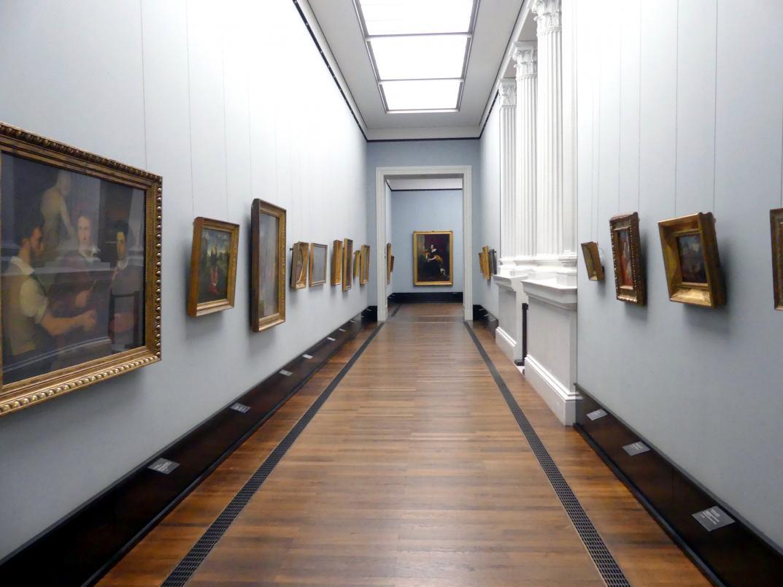 Berlin, Alte Nationalgalerie, Saal 314, Nazarener