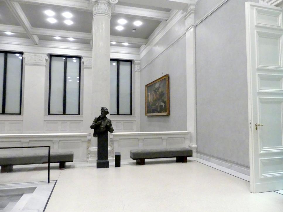 Berlin, Alte Nationalgalerie, Treppenhaus, Bild 3/7