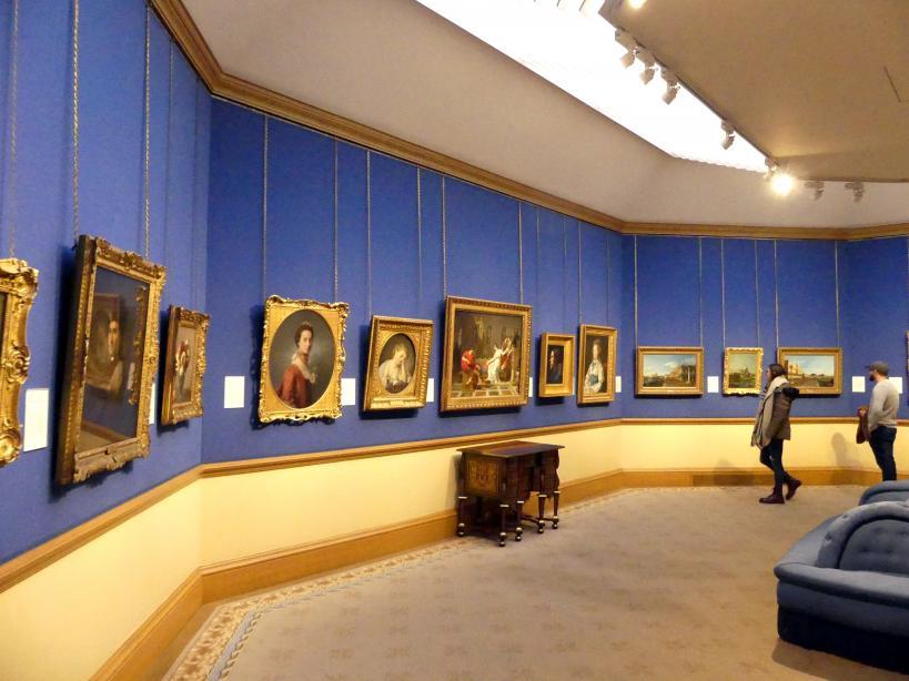 Edinburgh, Scottish National Gallery, Saal 14, Kunst des 18. und 19. Jahrhunderts, Bild 1/2