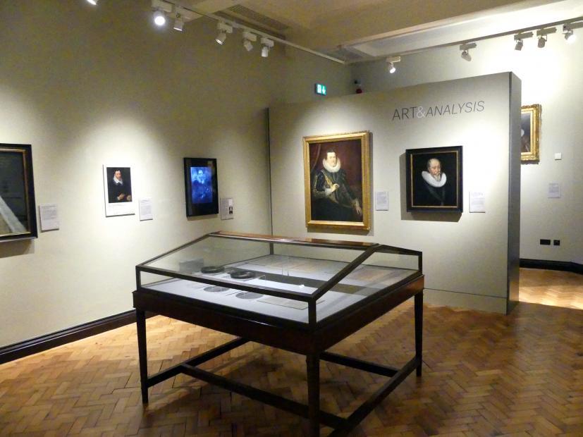 Edinburgh, Scottish National Portrait Gallery, Saal 3