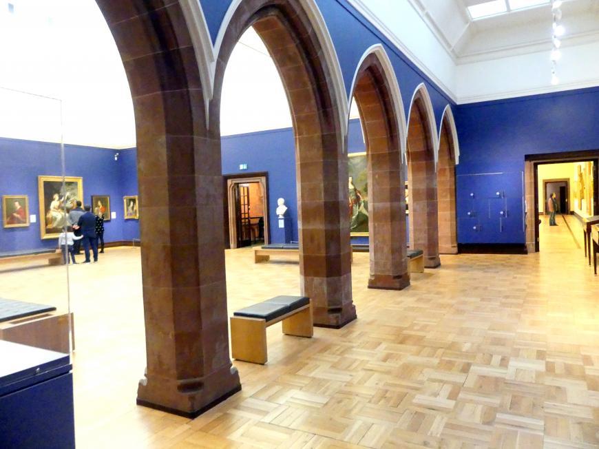 Edinburgh, Scottish National Portrait Gallery, Saal 5-6, Bild 1/2
