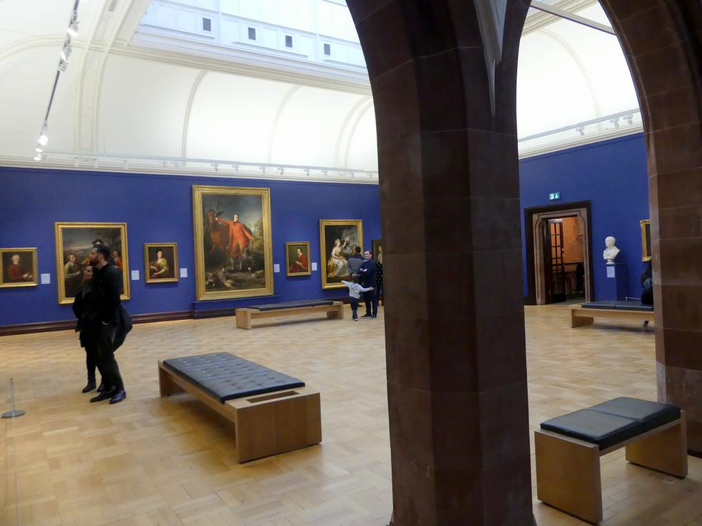 Edinburgh, Scottish National Portrait Gallery, Saal 5-6, Bild 2/2