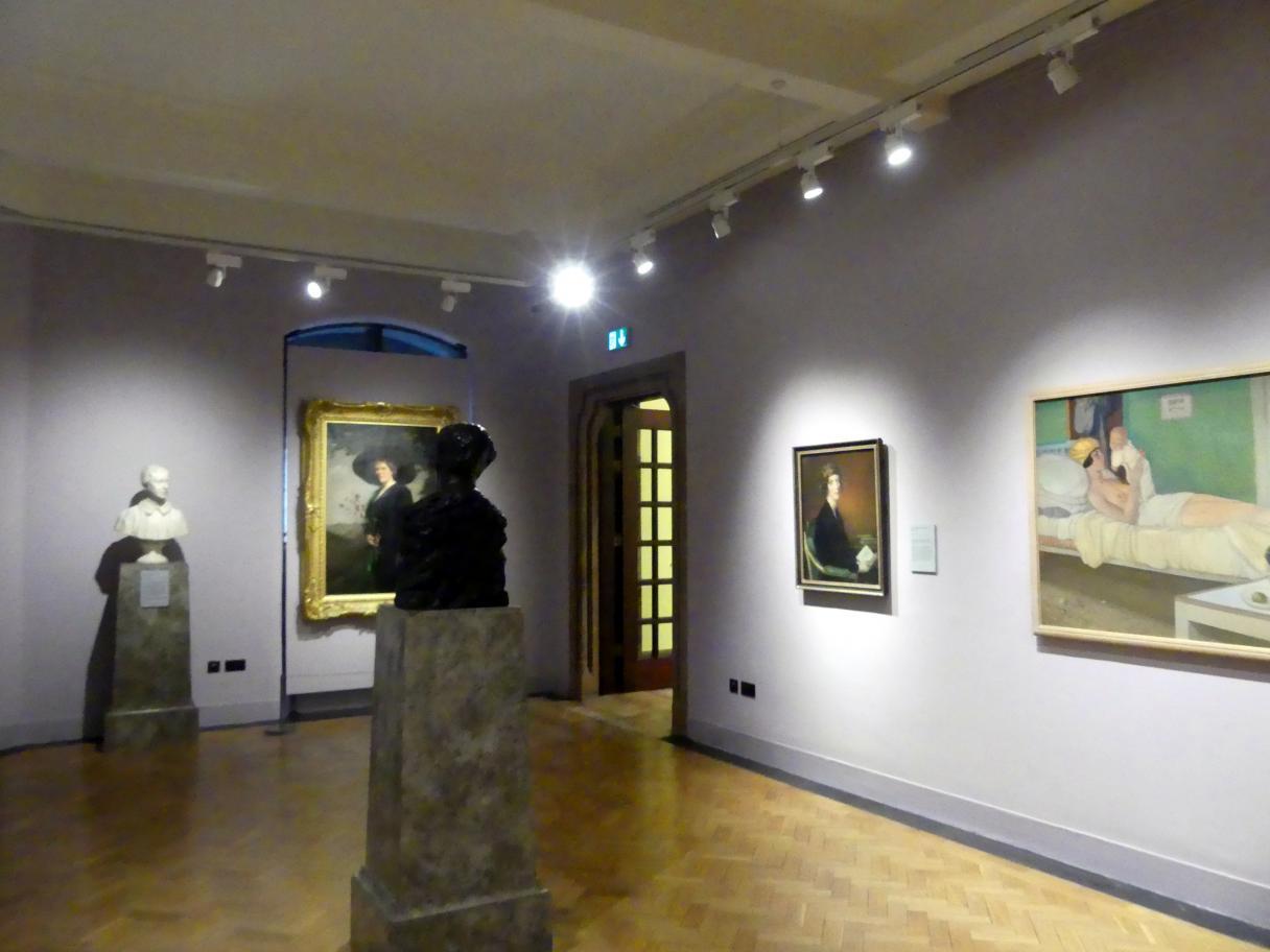 Edinburgh, Scottish National Portrait Gallery, Saal 8, Bild 2/2