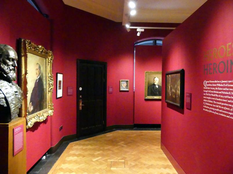 Edinburgh, Scottish National Portrait Gallery, Saal 9
