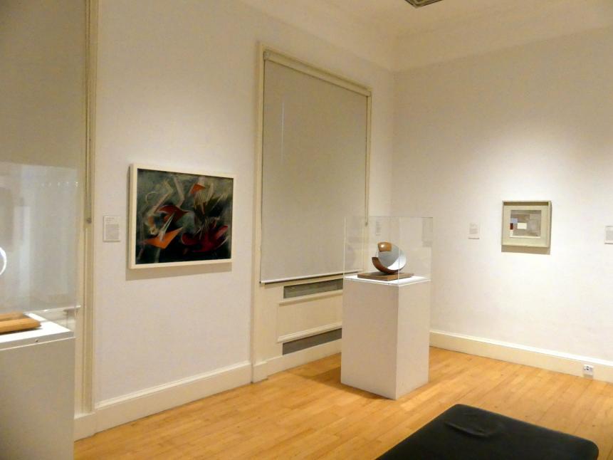 Edinburgh, Scottish National Gallery of Modern Art, Gebäude One, Saal 17 - Abstrakte Kunst und Britannien in der Zwischenkriegszeit, Bild 3/4