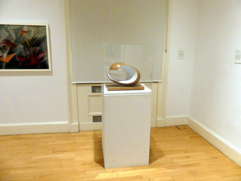 Edinburgh, Scottish National Gallery of Modern Art, Gebäude One, Saal 17 - Abstrakte Kunst und Britannien in der Zwischenkriegszeit, Bild 4/4