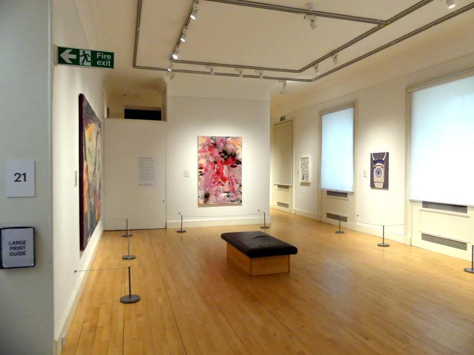 Edinburgh, Scottish National Gallery of Modern Art, Gebäude One, Saal 21: zeitgenössische Künstler, Bild 2/3