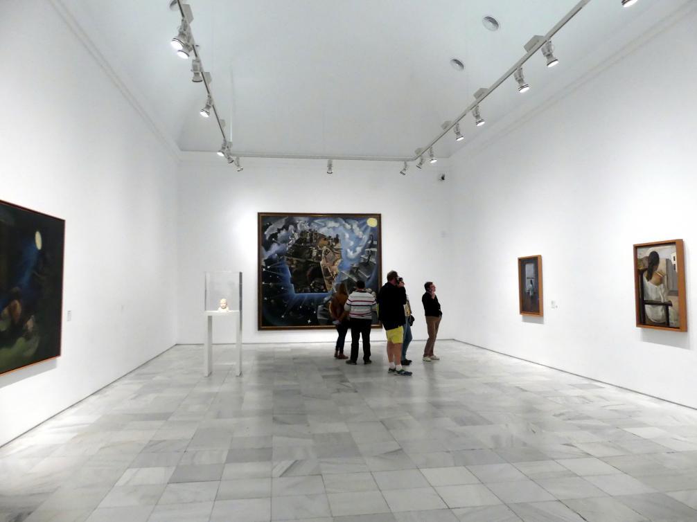 Madrid, Museo Reina Sofía, Saal 207