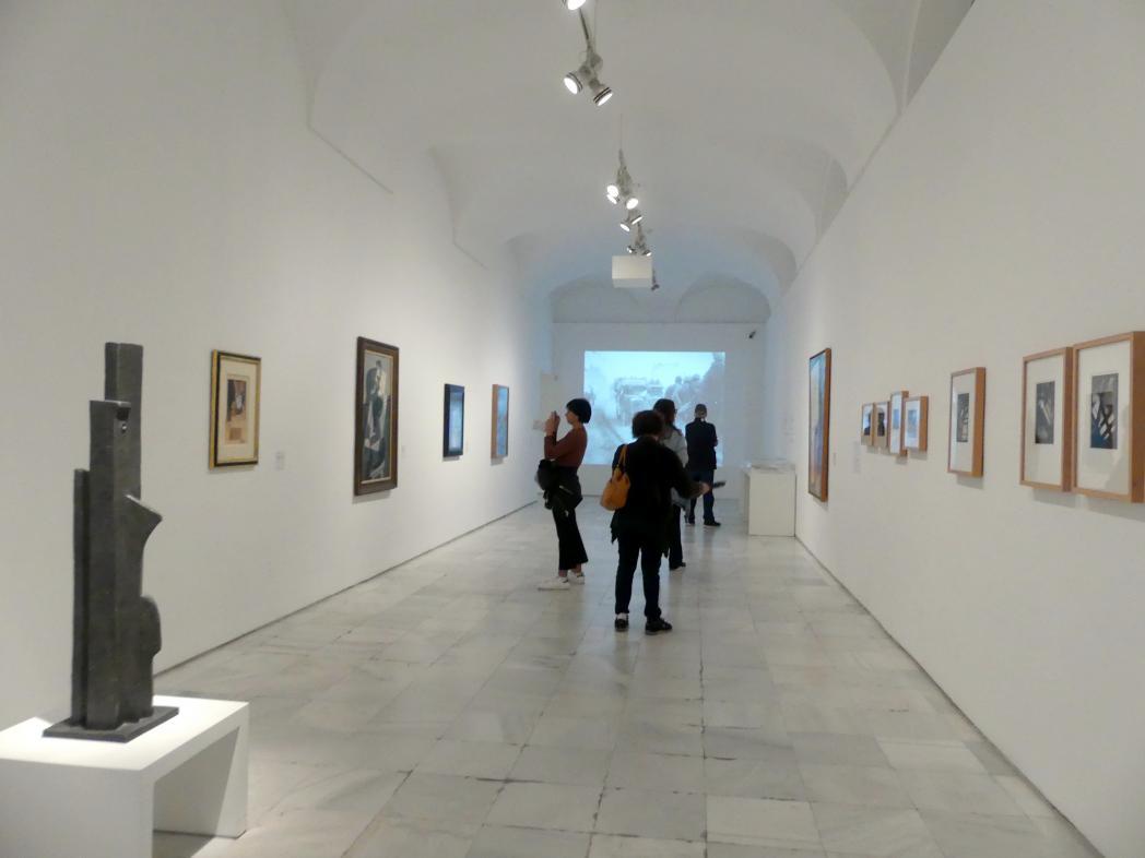 Madrid, Museo Reina Sofía, Saal 210