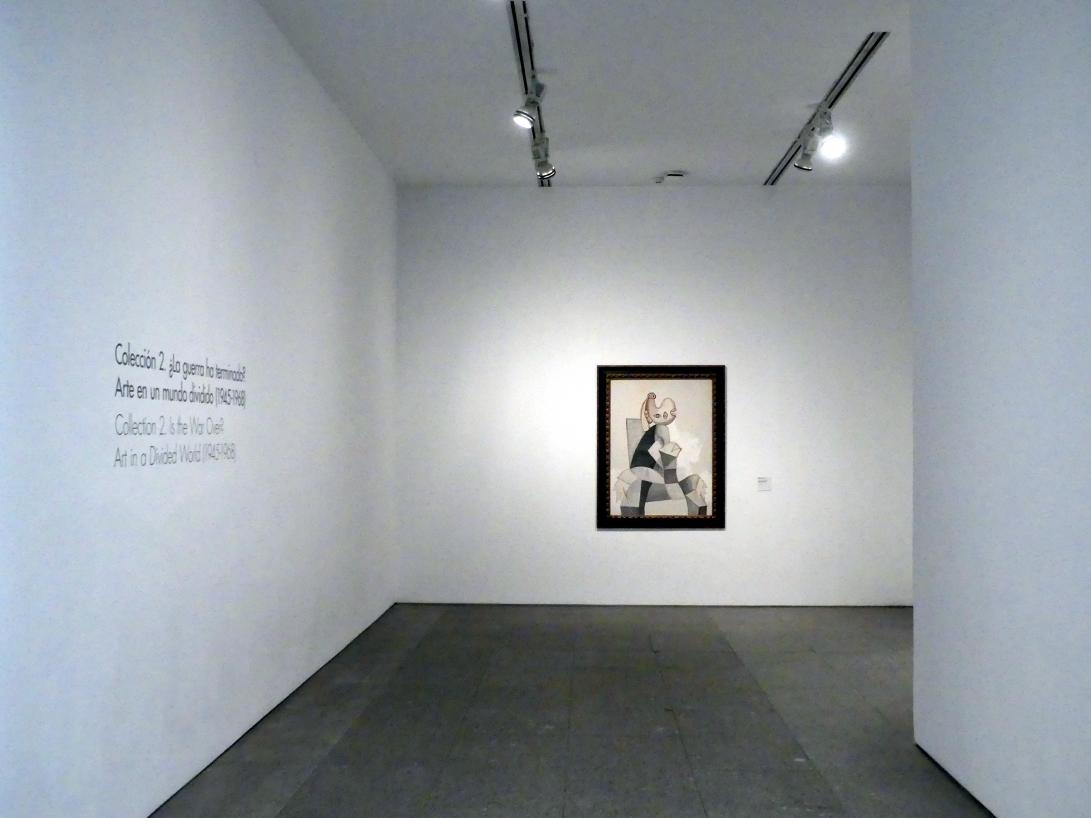 Madrid, Museo Reina Sofía, Saal 401, Bild 1/2