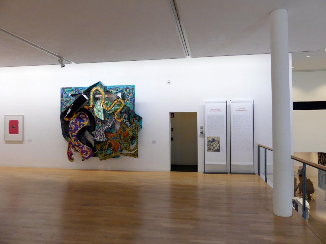 """Schwäbisch Hall, Kunsthalle Würth, Ausstellung """"Lust auf mehr"""" vom 30.9.2019 - 20.9.2020, Obergeschoss, Bild 3/11"""