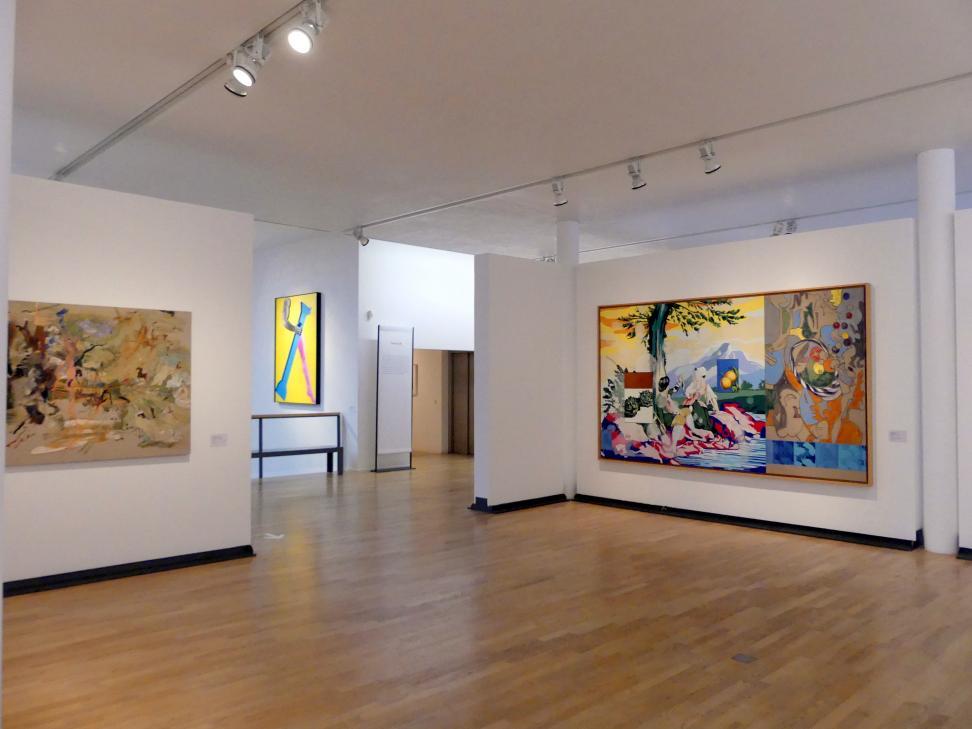 """Schwäbisch Hall, Kunsthalle Würth, Ausstellung """"Lust auf mehr"""" vom 30.9.2019 - 20.9.2020, Obergeschoss, Bild 8/11"""