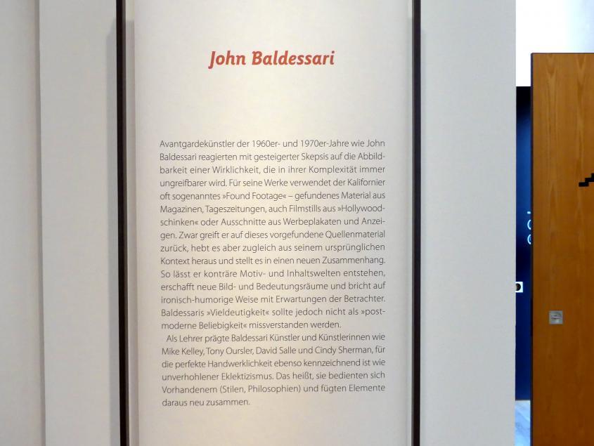 """Schwäbisch Hall, Kunsthalle Würth, Ausstellung """"Lust auf mehr"""" vom 30.9.2019 - 20.9.2020, Obergeschoss, Bild 9/11"""