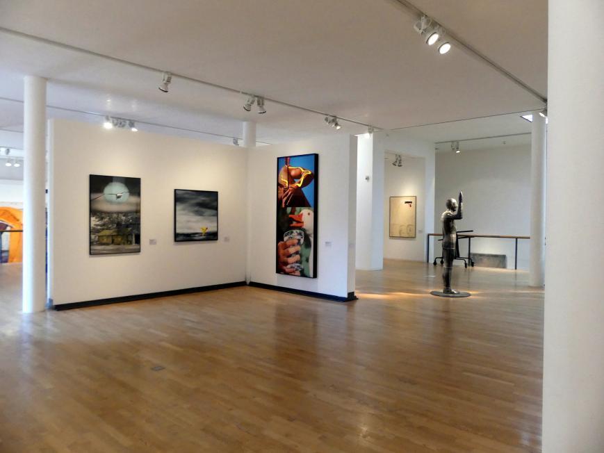 """Schwäbisch Hall, Kunsthalle Würth, Ausstellung """"Lust auf mehr"""" vom 30.9.2019 - 20.9.2020, Obergeschoss, Bild 10/11"""