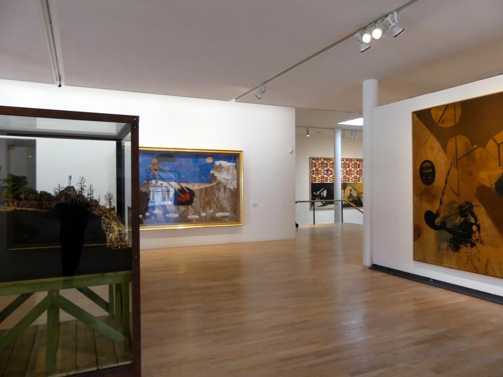 """Schwäbisch Hall, Kunsthalle Würth, Ausstellung """"Lust auf mehr"""" vom 30.9.2019 - 20.9.2020, Obergeschoss, Bild 11/11"""