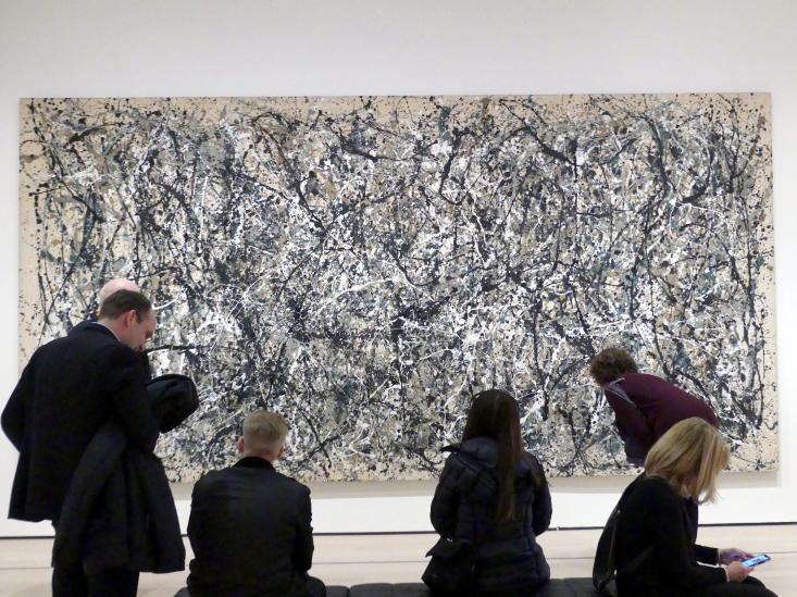 New York, Museum of Modern Art (MoMA), Saal 403, Bild 3/3