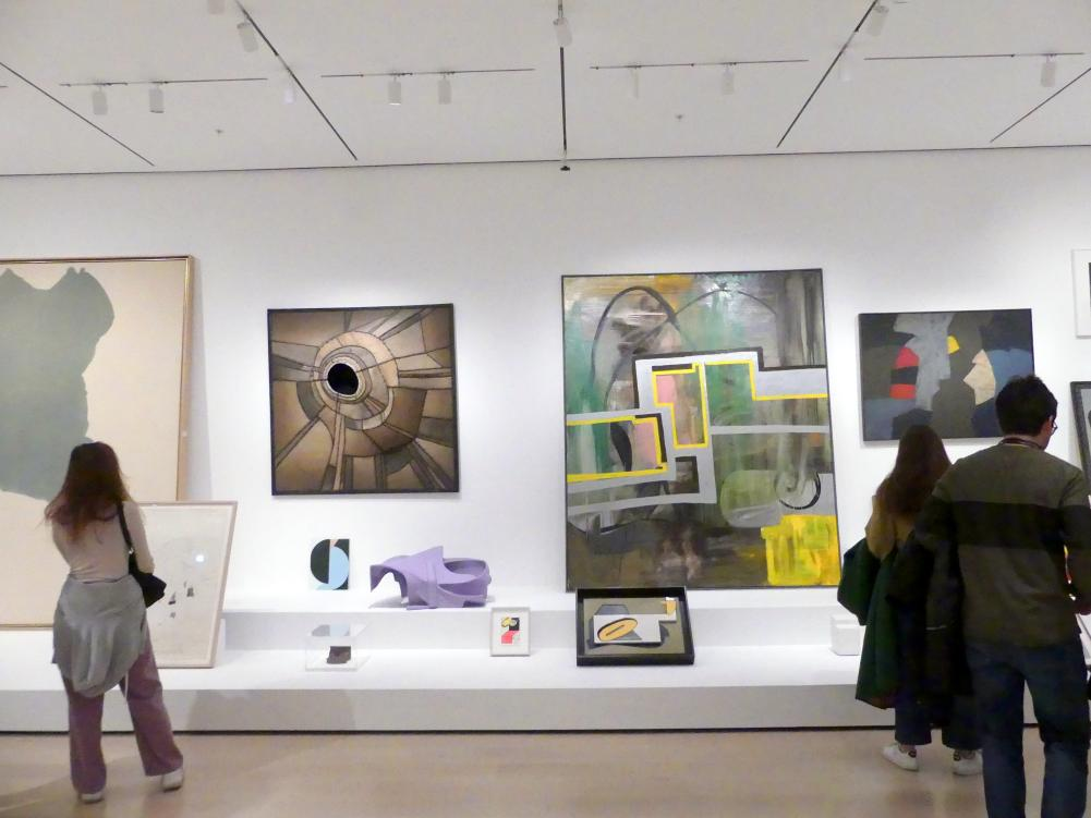 New York, Museum of Modern Art (MoMA), Saal 516, Bild 5/8