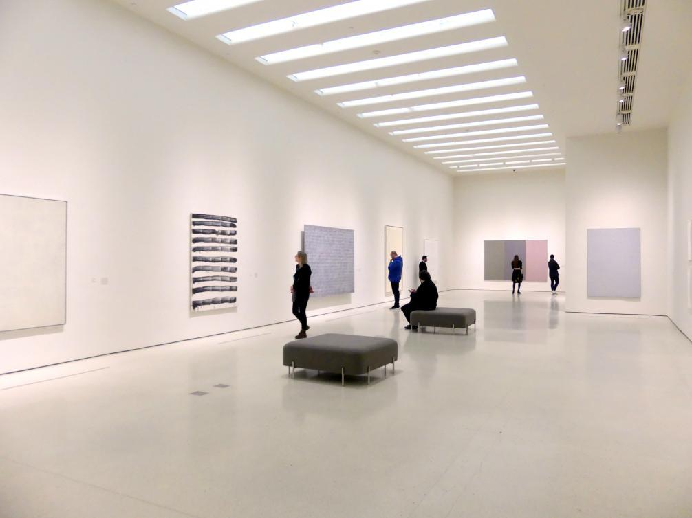 New York, Solomon R. Guggenheim Museum, Marking Time: Process in Minimal Abstraction, Bild 1/5