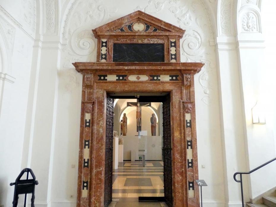 München, Bayerisches Nationalmuseum, Saal 1, Bild 1/3