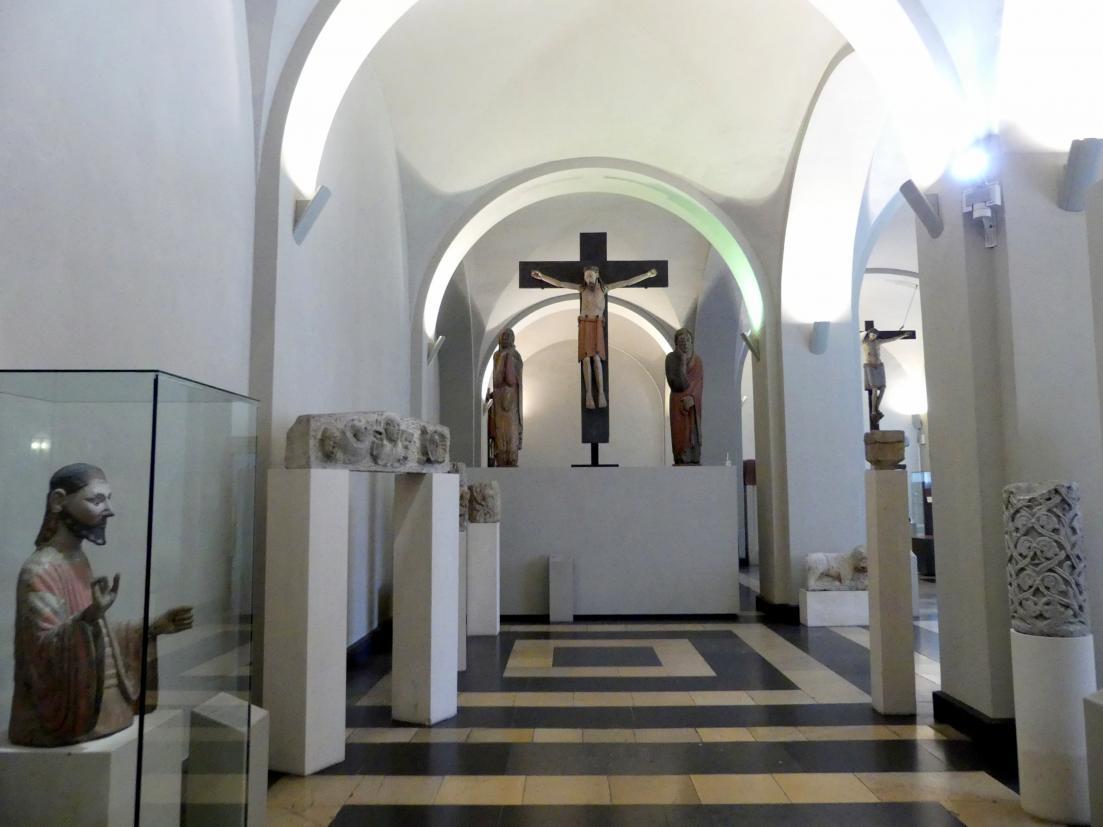 München, Bayerisches Nationalmuseum, Saal 1, Bild 2/3