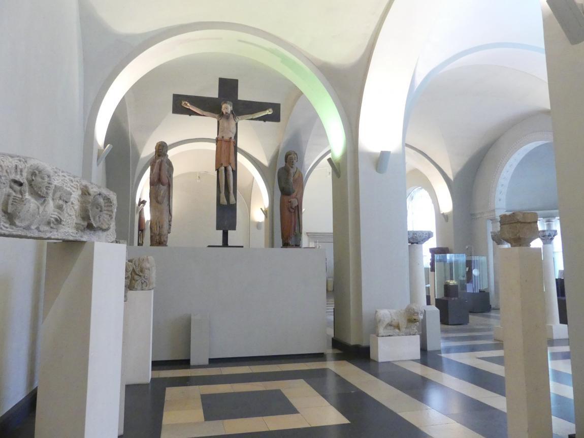 München, Bayerisches Nationalmuseum, Saal 1, Bild 3/3