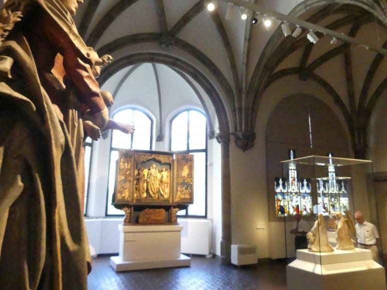 München, Bayerisches Nationalmuseum, Saal 16, Bild 1/4