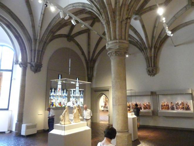 München, Bayerisches Nationalmuseum, Saal 16, Bild 2/4