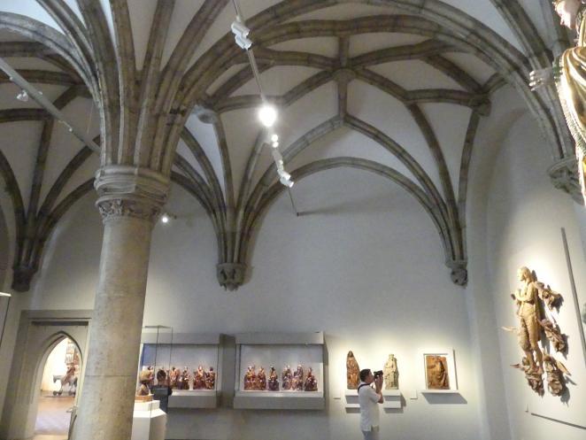 München, Bayerisches Nationalmuseum, Saal 16, Bild 3/4