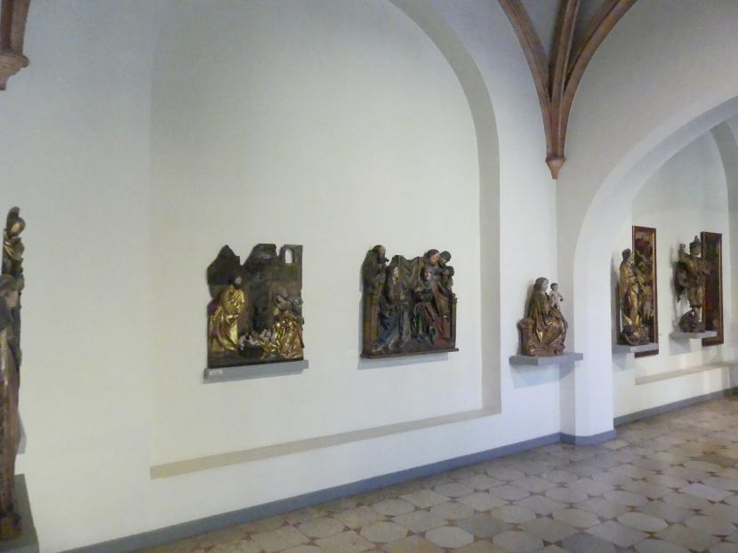 München, Bayerisches Nationalmuseum, Saal 17, Bild 1/3