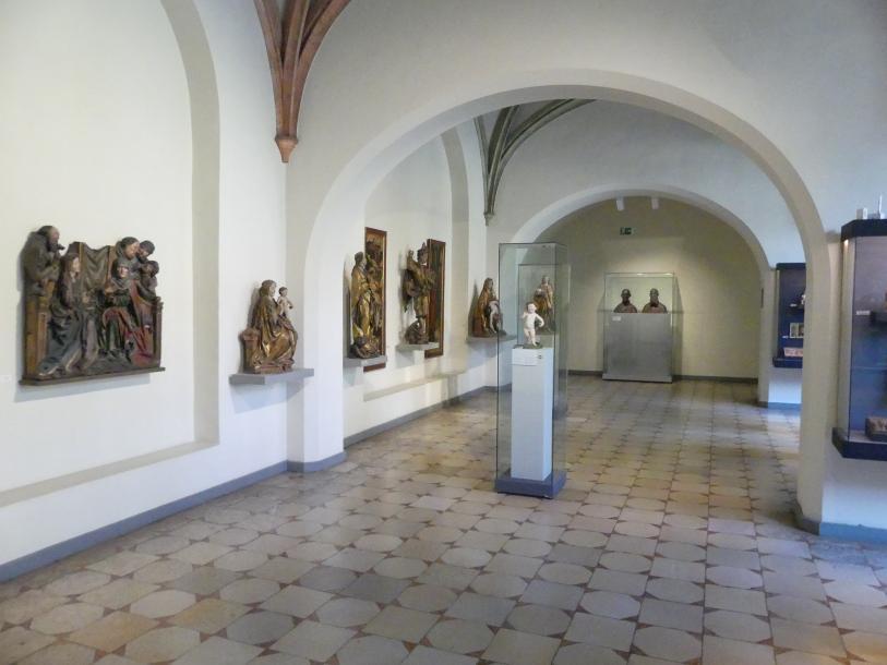 München, Bayerisches Nationalmuseum, Saal 17, Bild 2/3