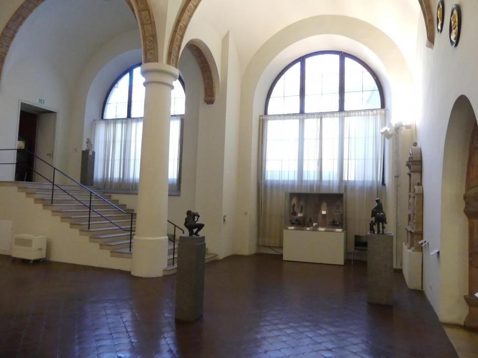 München, Bayerisches Nationalmuseum, Saal 21, Bild 3/4