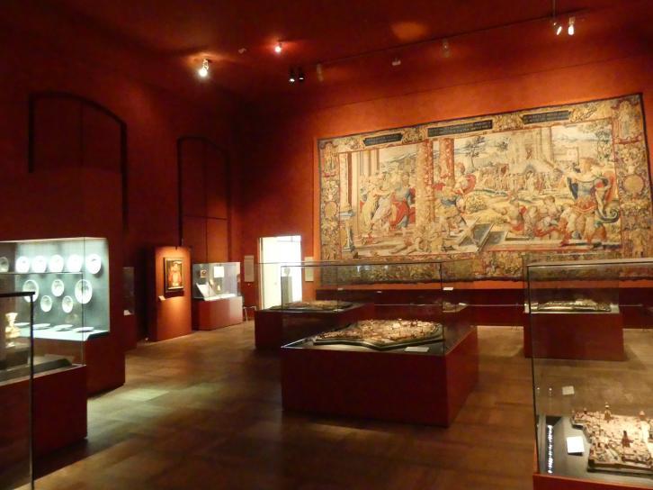 München, Bayerisches Nationalmuseum, Saal 22, Bild 1/2
