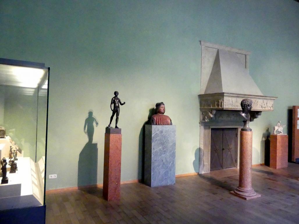 München, Bayerisches Nationalmuseum, Saal 23, Bild 1/3