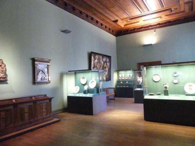 München, Bayerisches Nationalmuseum, Saal 24, Bild 1/2