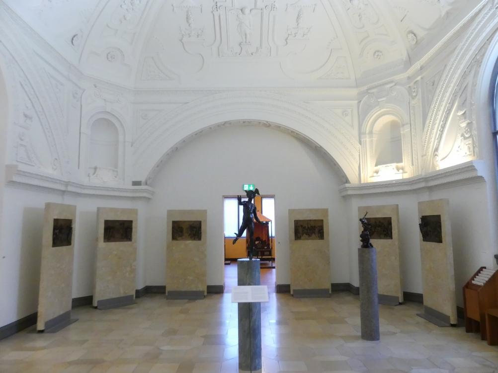 München, Bayerisches Nationalmuseum, Saal 25, Bild 2/4